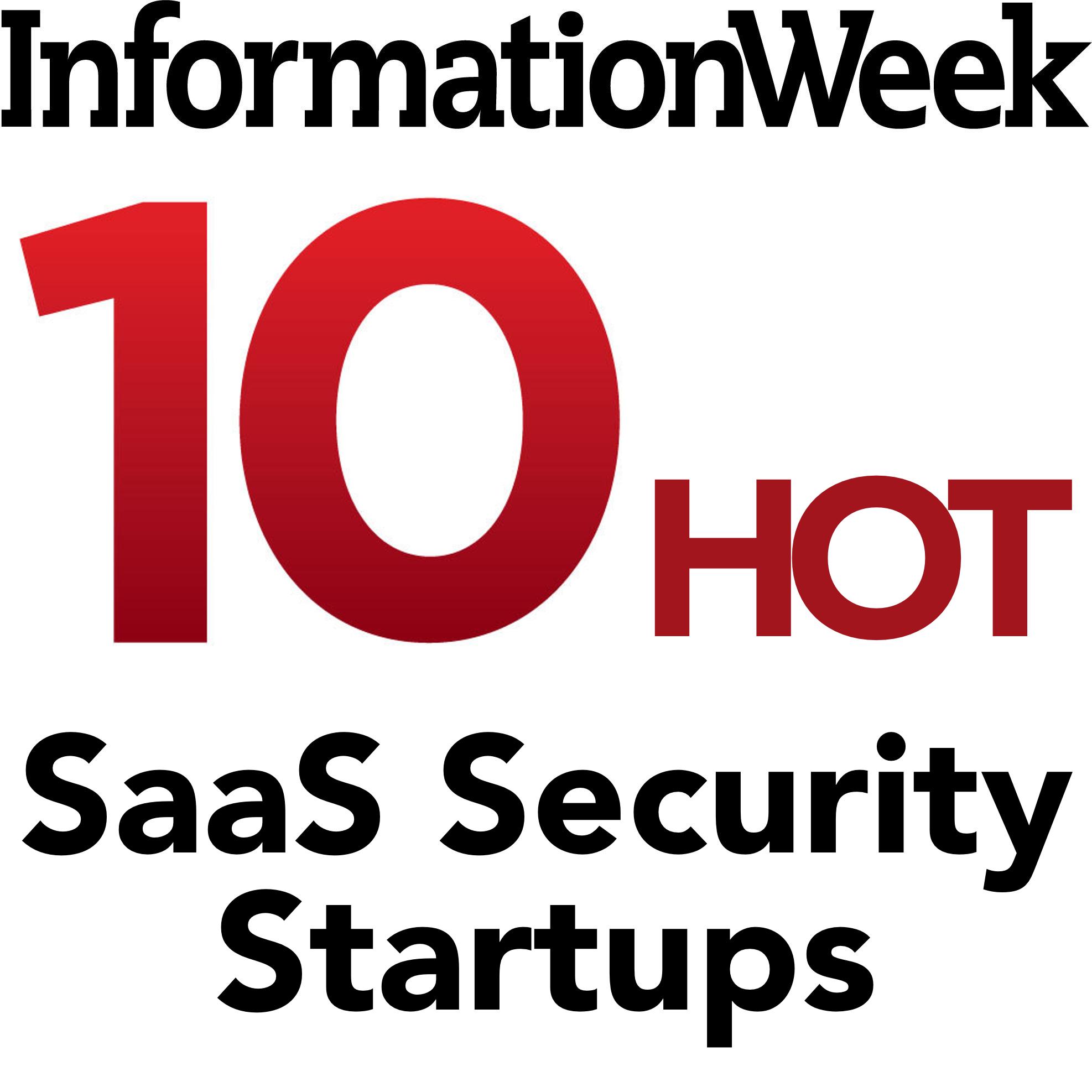 Information Week SaaS Security awards Avanan