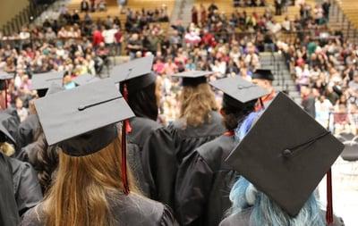 Bethel students graduating