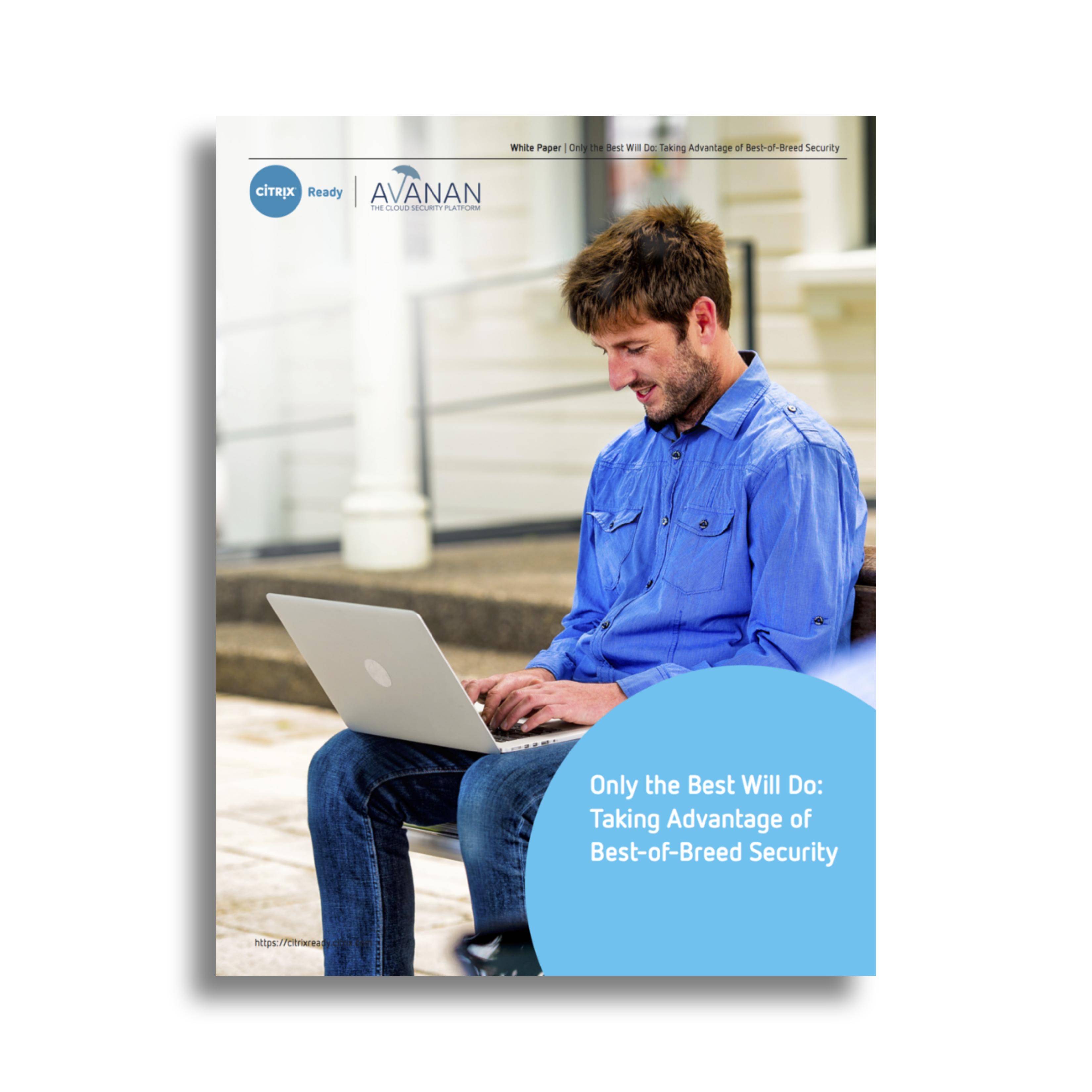 Citrix White Paper Cover
