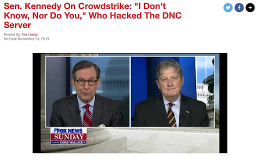 DNC-Crowdstrike