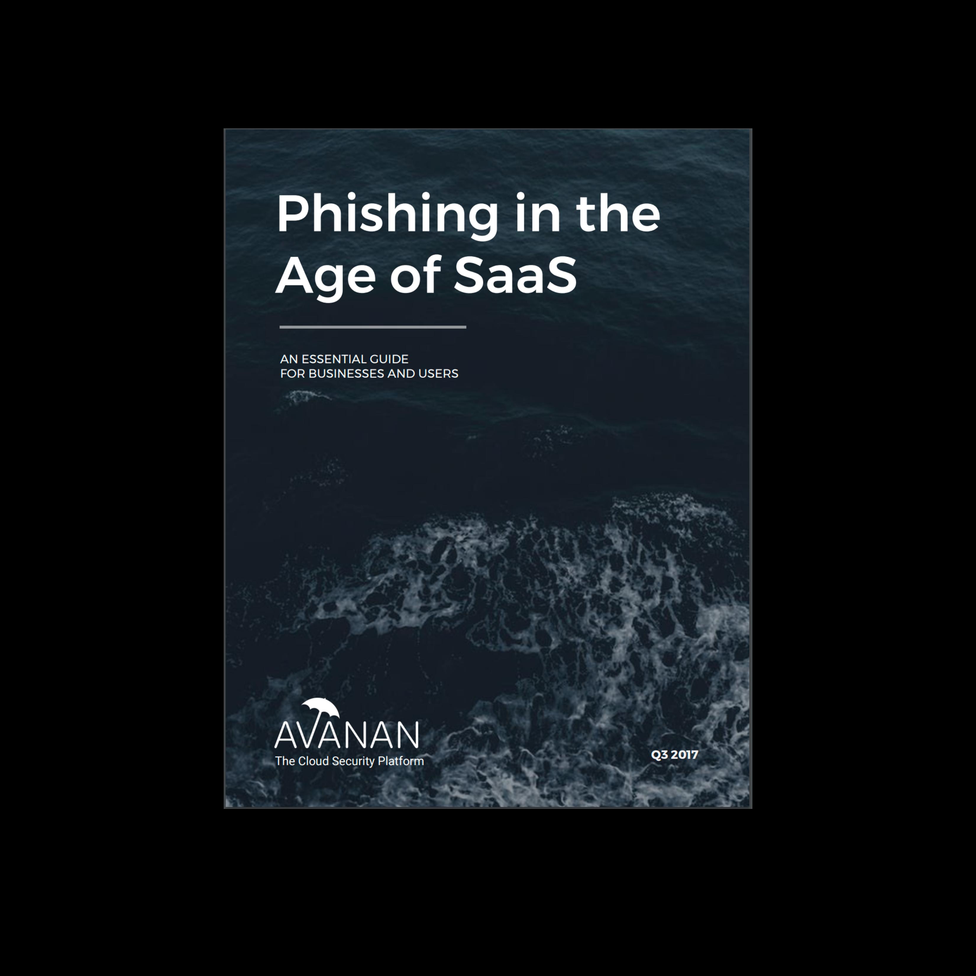 SaaS Anti-phishing document