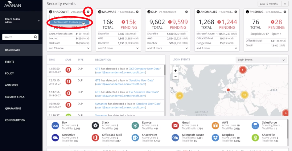 How to Monitor Successful Logins to Office 365 Coming from Outside the US 10