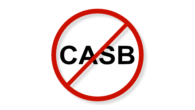 Anti CASBs