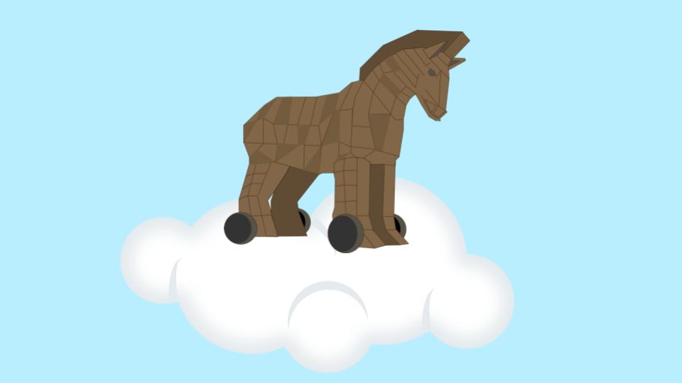 Cloud Access Trojan