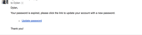 gmail phishing email attack example