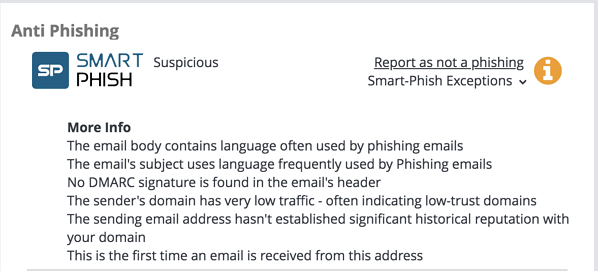 how avanan caught the sharepoint phishing scam