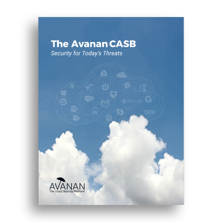 The Avanan CASB