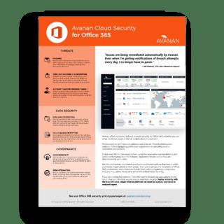 Avanan for Office 365
