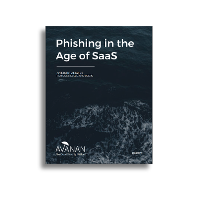 Phishing in the Age of SaaS