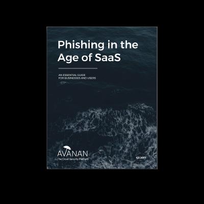 Phishing in the Age of SaaS
