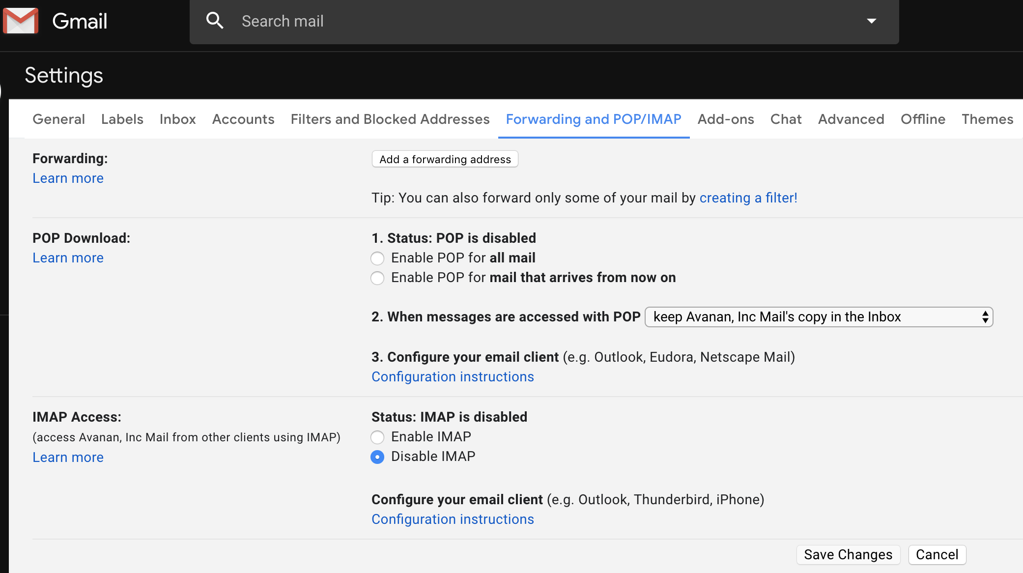 gmail-settings