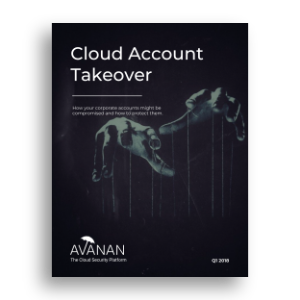 Cloud Account Takeover Cover (shadow)