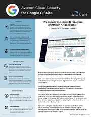Avanan-Security-for-G-Suite-cover