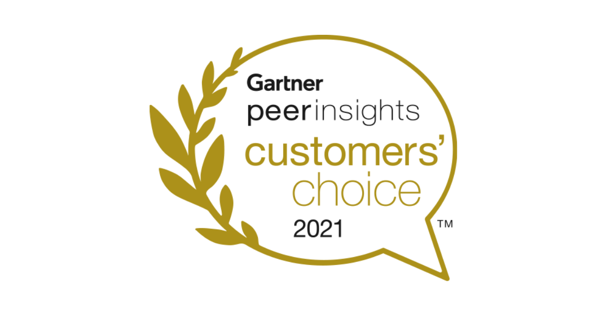 Avanan Recognized as a 2021 Gartner Peer Insights Voice of the Customers: Email Security