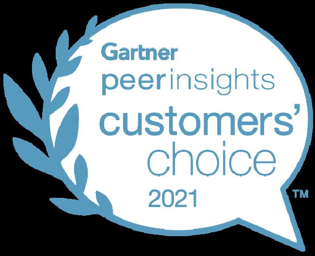 Gartner Customers' Choice