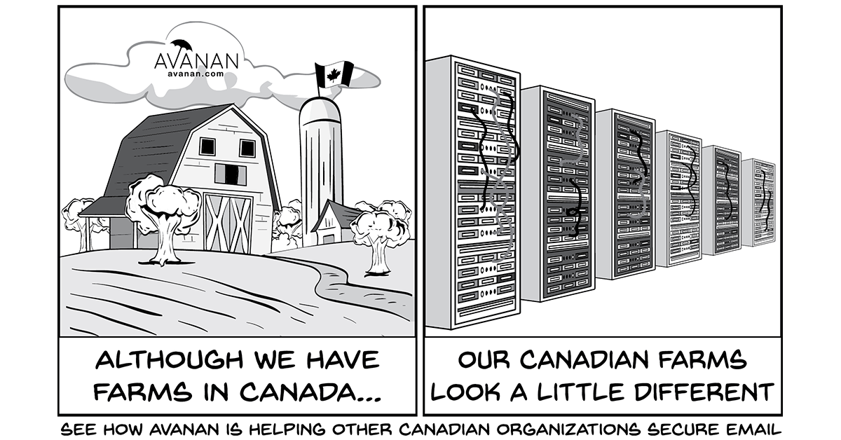 Work in Canada? Secure Your Organization's Email with Avanan