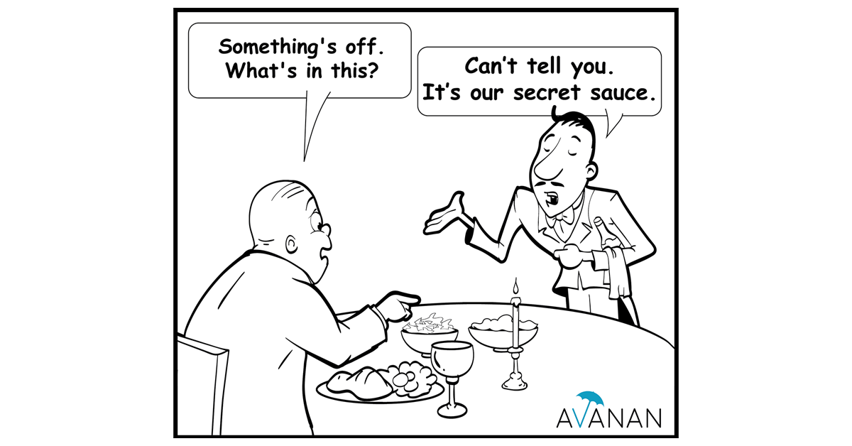 """Nothing to Hide Behind: Avanan's """"Secret"""" Sauce, For All to See"""