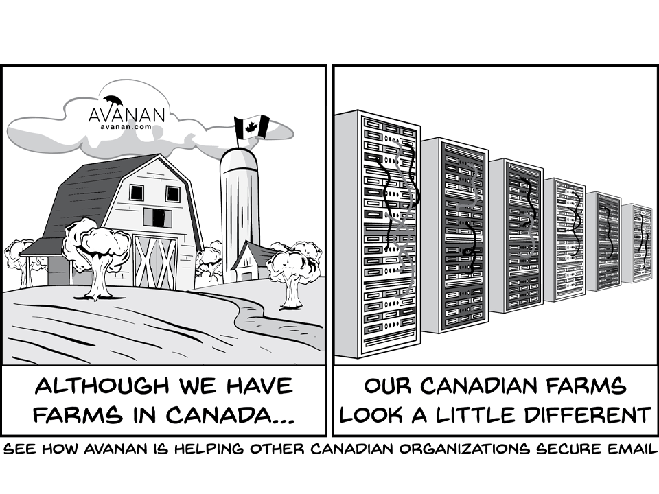 See how Avanan is helping other Canadian organizations secure email.