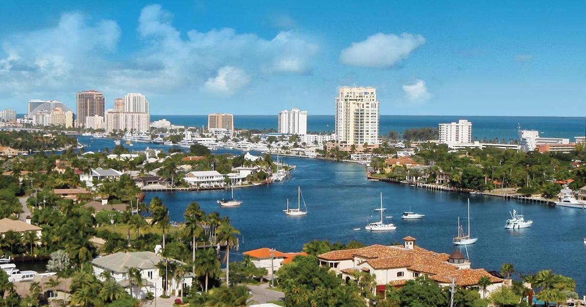 Data Connectors Florida/Caribbean