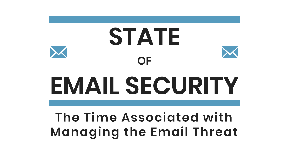 The State of Email Security Survey Results