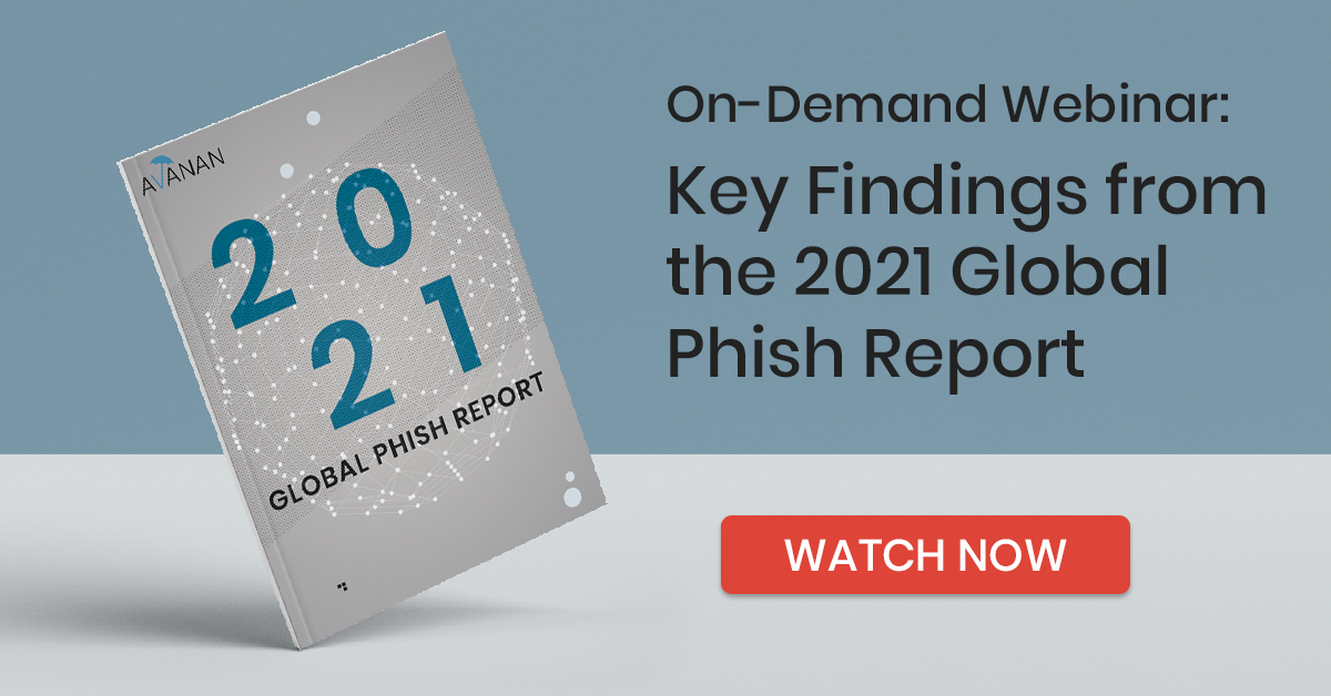 Key Findings from the 2021 Global Phish Report