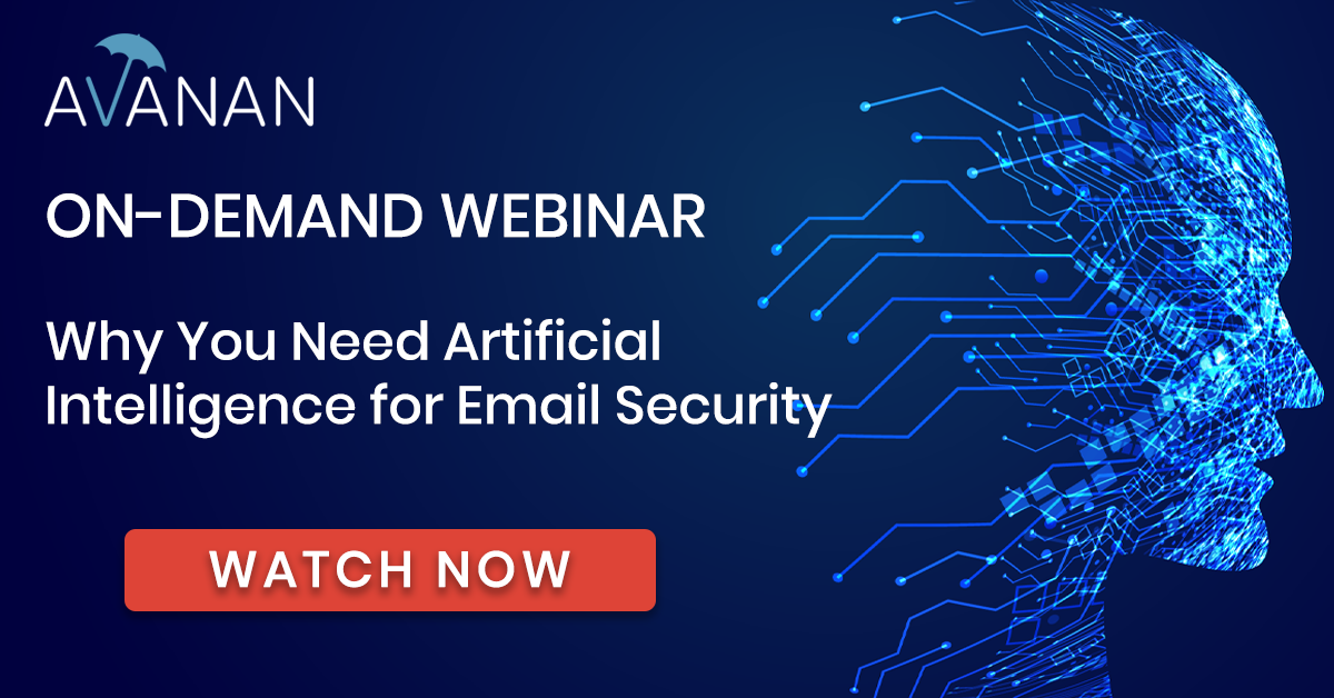 You Need AI for Email Security
