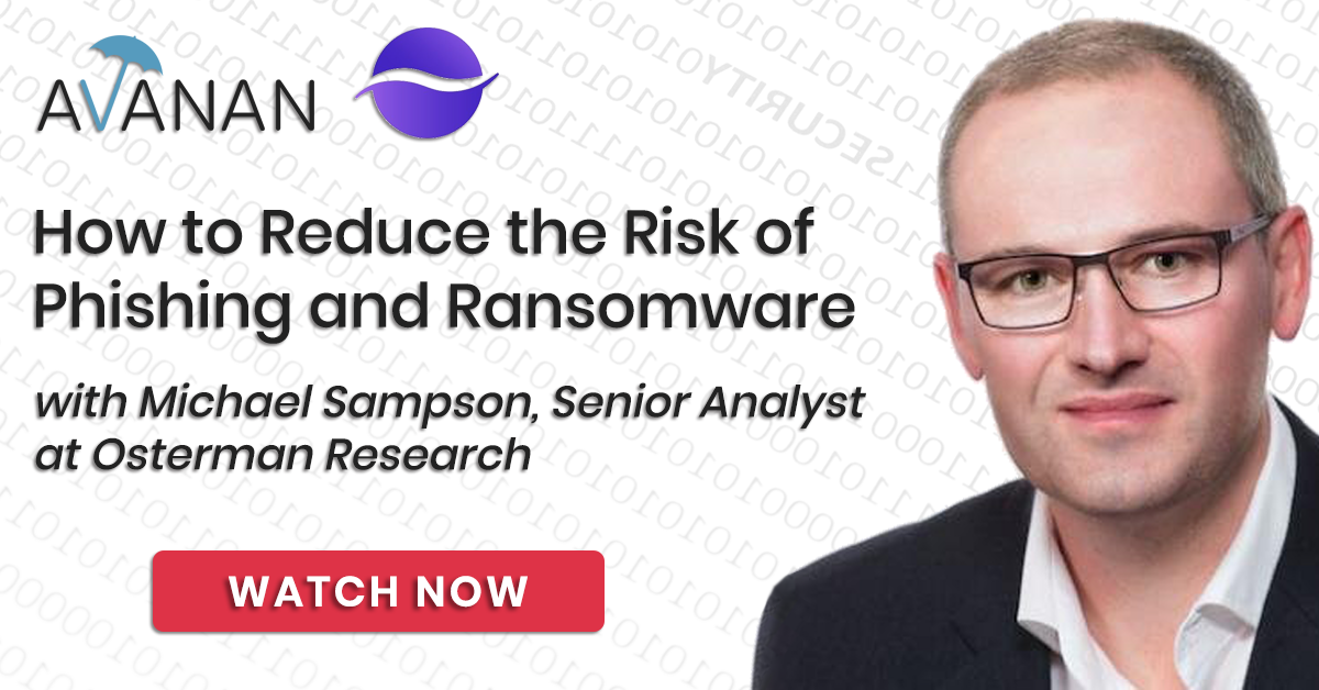How to Reduce the Risk of Phishing and Ransomware