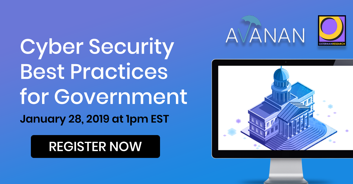 Cyber Security Best Practices for Government